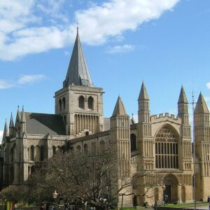 Rochester Cathedral 2006 by SilkTork CC BY 2.5